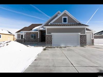 Weber County Single Family Home For Sale: 1430 N 4925 W