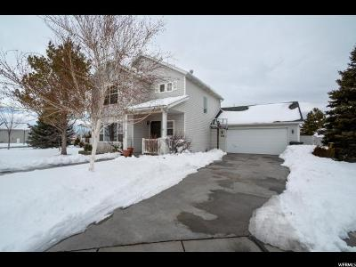 Tooele County Single Family Home For Sale: 288 W 1380 N