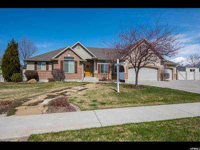 Highland Single Family Home For Sale: 6750 W 9850 N