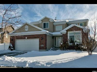 West Valley City Single Family Home For Sale: 5257 W Sandwell Dr