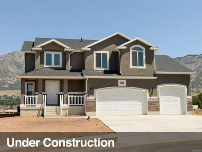 West Point Single Family Home Under Contract: 748 N 3075 W