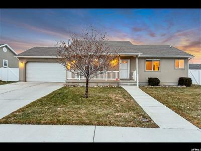 Payson Single Family Home For Sale: 1432 S 910 W
