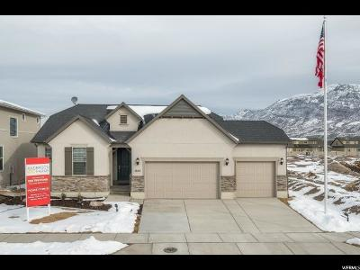 Lindon Single Family Home For Sale: 1614 W Maple Shade Ln