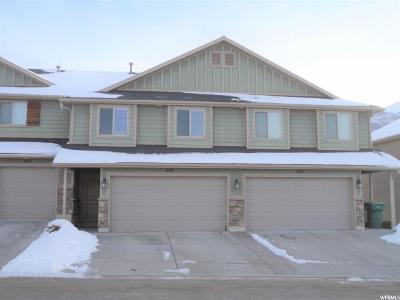 Layton Townhouse For Sale: 3134 N Whitetail Dr E #12