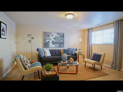 Provo, Orem Condo For Sale: 455 N 400 W #16