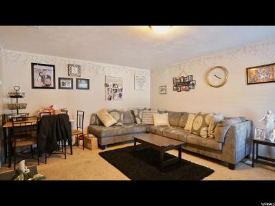Provo, Orem Condo For Sale: 455 N 400 W #18