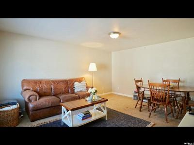 Provo, Orem Condo For Sale: 455 N 400 W #19