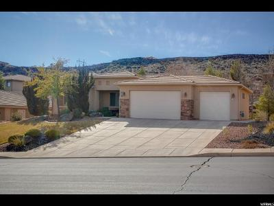 St. George Single Family Home For Sale: 32 S Arroyo Dr S