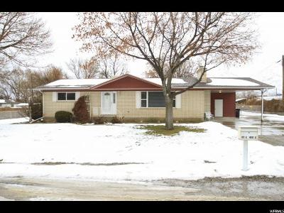 Santaquin Single Family Home For Sale: 54 N 200 W