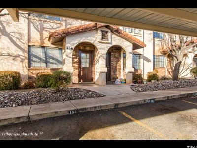 St. George Townhouse For Sale: 1045 N 1725 W #156