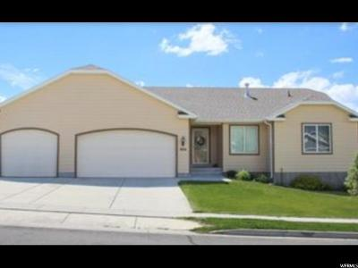Tooele County Single Family Home For Sale: 804 S 480 W