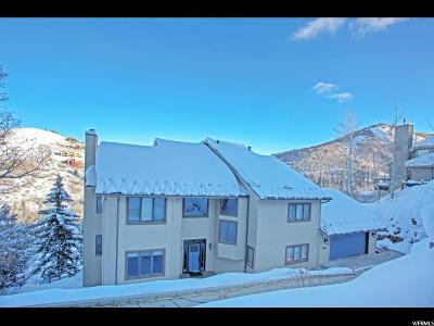 Park City Single Family Home For Sale: 7404 N Stage Coach Dr W