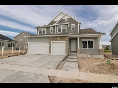 Lehi Single Family Home For Sale: 3164 W Cramden Dr