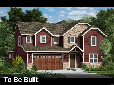 Wasatch County Single Family Home For Sale: 1116 N Springer View Loop #23