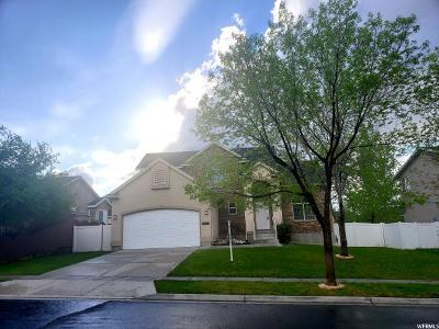 West Valley City Single Family Home For Sale: 3914 S Othello Way