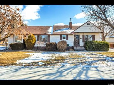 Orem Single Family Home For Sale: 747 S 400 W