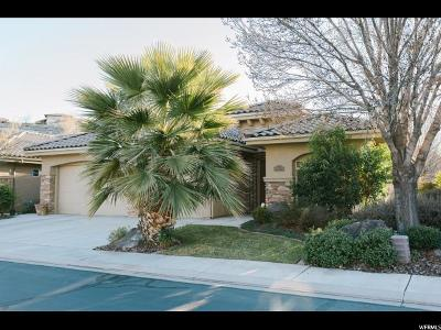 St. George Single Family Home For Sale: 145 S Crystal Lakes Dr #110