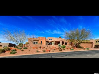 St. George Single Family Home For Sale: 3052 N Snow Canyon Pkwy #204