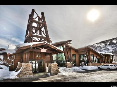 Park City Condo For Sale: 2325 Sidewinder Dr #804