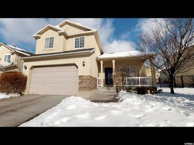 Single Family Home For Sale: 4058 W Valderrama
