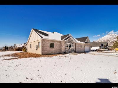 Mapleton Single Family Home For Sale: 1427 N 160 E