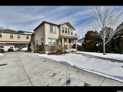 American Fork Townhouse For Sale: 37 E 150 N
