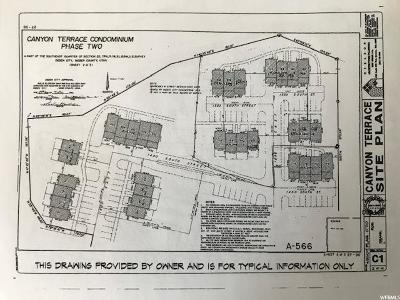 Weber County Residential Lots & Land For Sale: 1355 S 1690 E