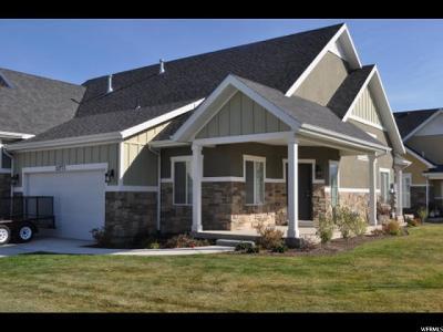 Riverton Single Family Home For Sale: 12773 S Village Creek Dr W
