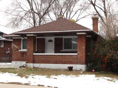 Weber County Single Family Home For Sale: 2951 S Jackson Ave E