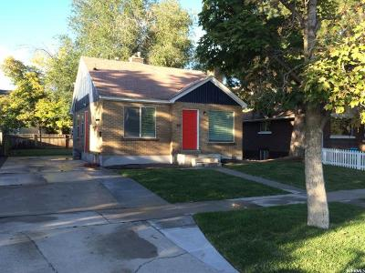 Provo, Orem Multi Family Home For Sale: 380 W 400 S