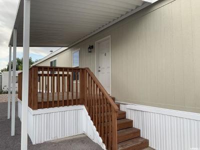 Salt Lake City Single Family Home For Sale: 1275 W Thrush St S #262