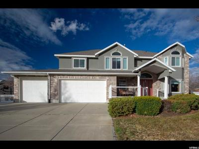 Davis County Single Family Home For Sale: 1246 W 2500 S