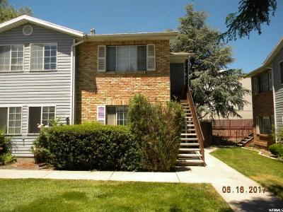 Provo, Orem Condo For Sale: 617 S 500 W #23