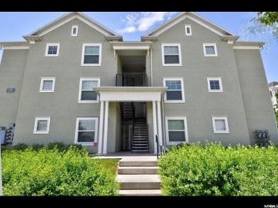South Jordan Condo For Sale: 11756 S Currant Dr #103