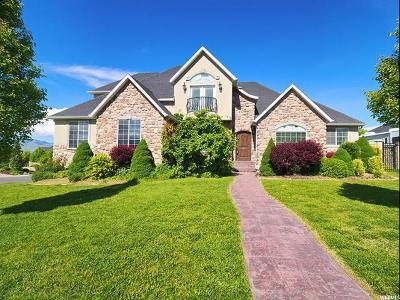 Lehi Single Family Home For Sale: 1375 N 1125 E