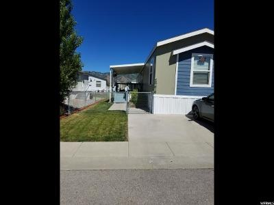 Tooele Single Family Home For Sale: 1774 N 180 E