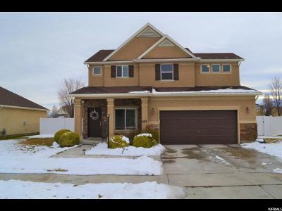 Lehi Single Family Home For Sale: 405 W 1860 S