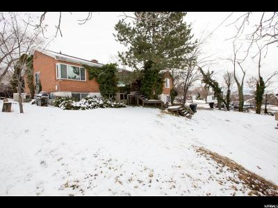 Provo, Orem Single Family Home For Sale: 608 N 1060 W