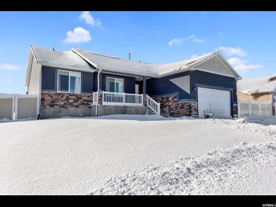 West Valley City Single Family Home For Sale: 6127 W Vista Mesa Dr