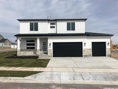 Herriman Single Family Home For Sale: 7518 W Sage Grass Ln S