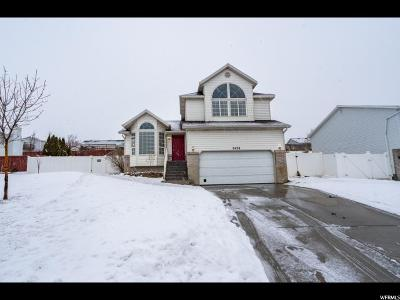 Lehi Single Family Home For Sale: 2498 N 670 W