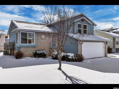 Layton Single Family Home For Sale: 123 W 1225 N