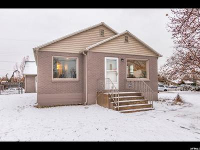 Orem Single Family Home For Sale: 895 W 400 N