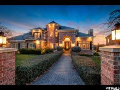 Farmington Single Family Home For Sale: 2081 N Evans Way W