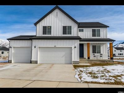 Mapleton Single Family Home For Sale: 577 S Grant St