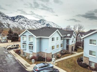 Provo, Orem Condo For Sale: 1559 N Riverside Ave #9