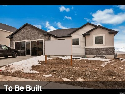 Tooele County Single Family Home For Sale: 284 W Lauren Ln