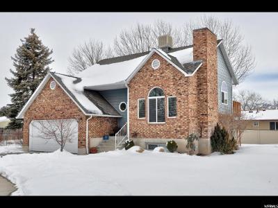 West Jordan Single Family Home For Sale: 6819 S 3335 W