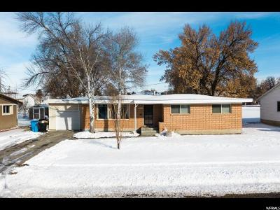 Logan Single Family Home For Sale: 221 W 600 S