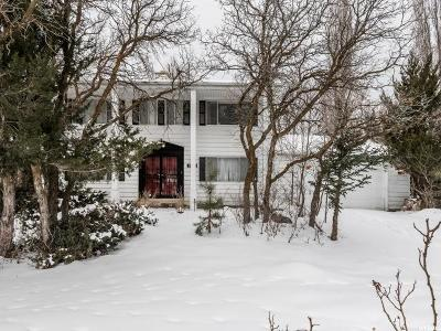 Ogden Single Family Home Under Contract: 6265 Bybee